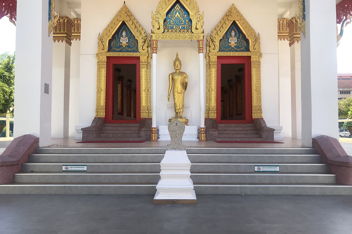 Mongkol Nimit Temple - Decorations 2