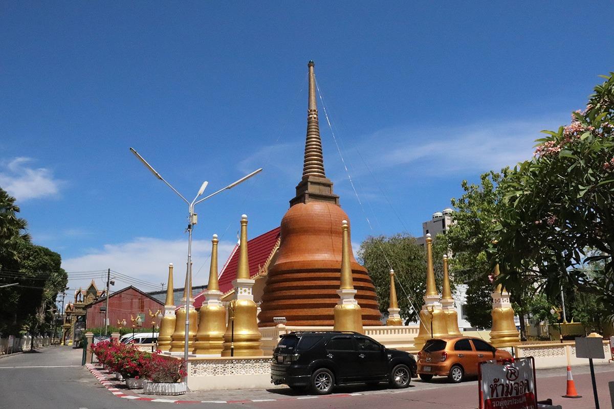 Mongkol Nimit Temple - Bells 2