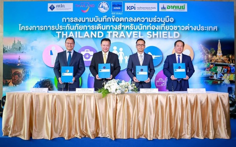 Thailand Travel Shield Insurance - 001