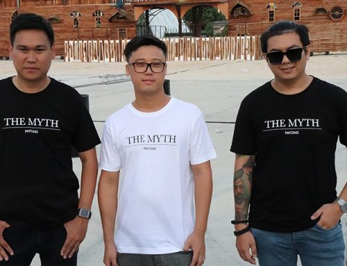 The Myth Patong soft opening right on time for Songkran party