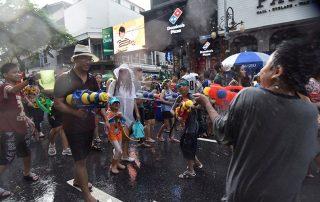 Tourism Authority Thailand Sognkran 2019 - 003