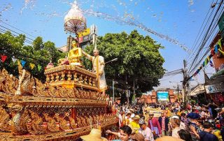 Tourism Authority Thailand Sognkran 2019 - 004