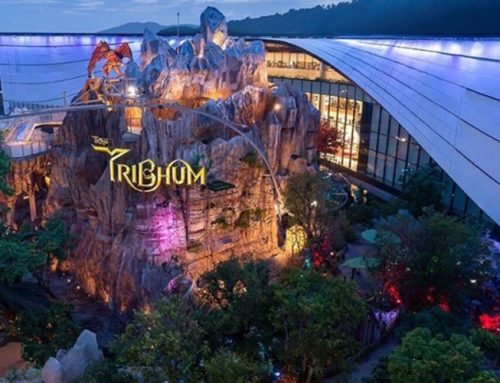 Newest Phuket attraction Tribhum mixes legend and fantasy