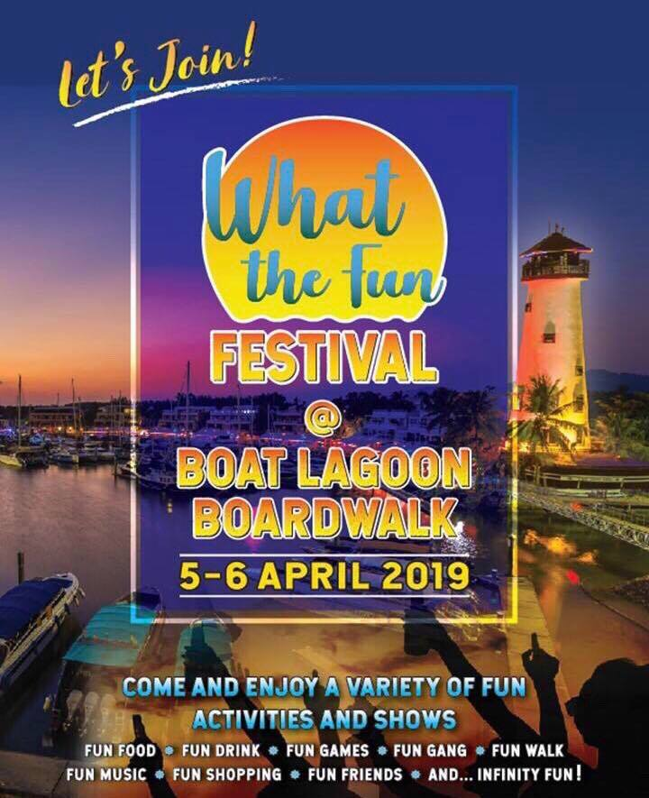 What The Fun 2019 - Flyer