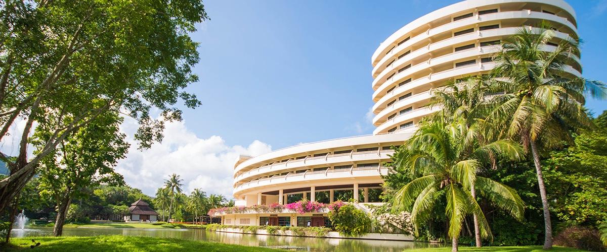 Hilton Phuket Arcadia Resort & Spa - Teaser