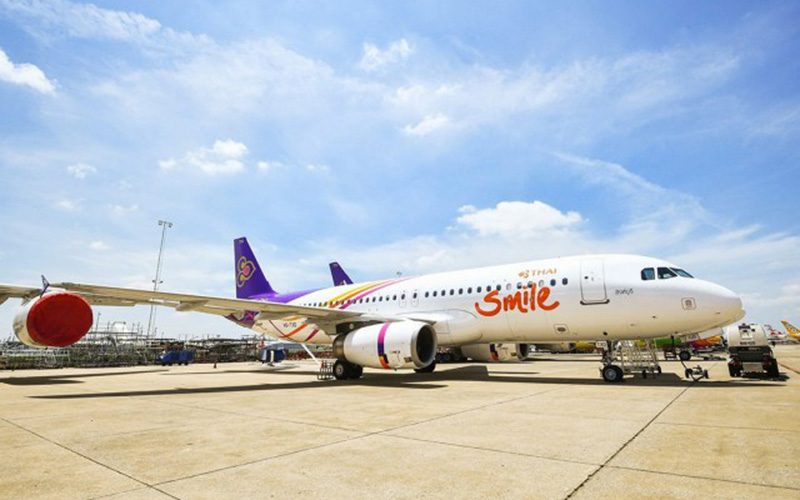 Thai Smile Airways join Star Alliance - 001