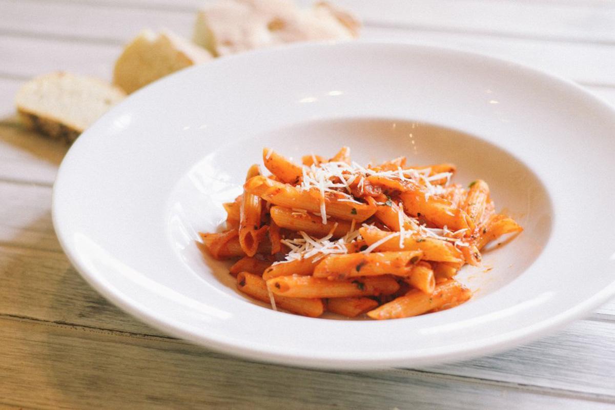 Cucina Restaurant - Penne Pomodoro