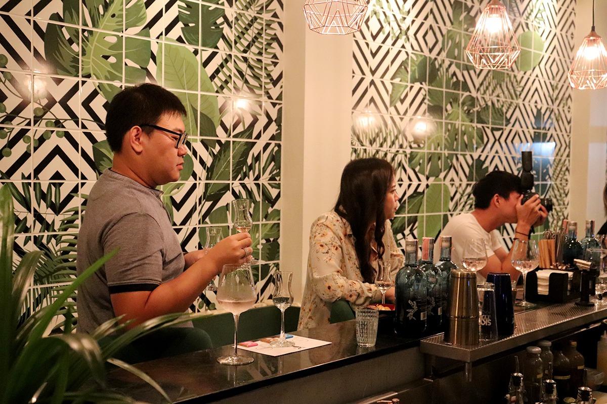 Harahorn Gin Tasting - 010
