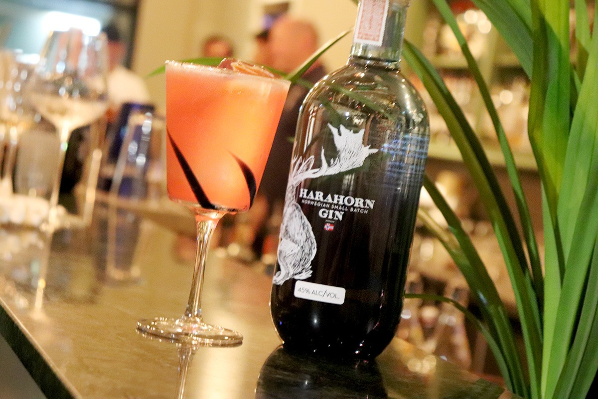 Harahorn Gin Tasting - 021