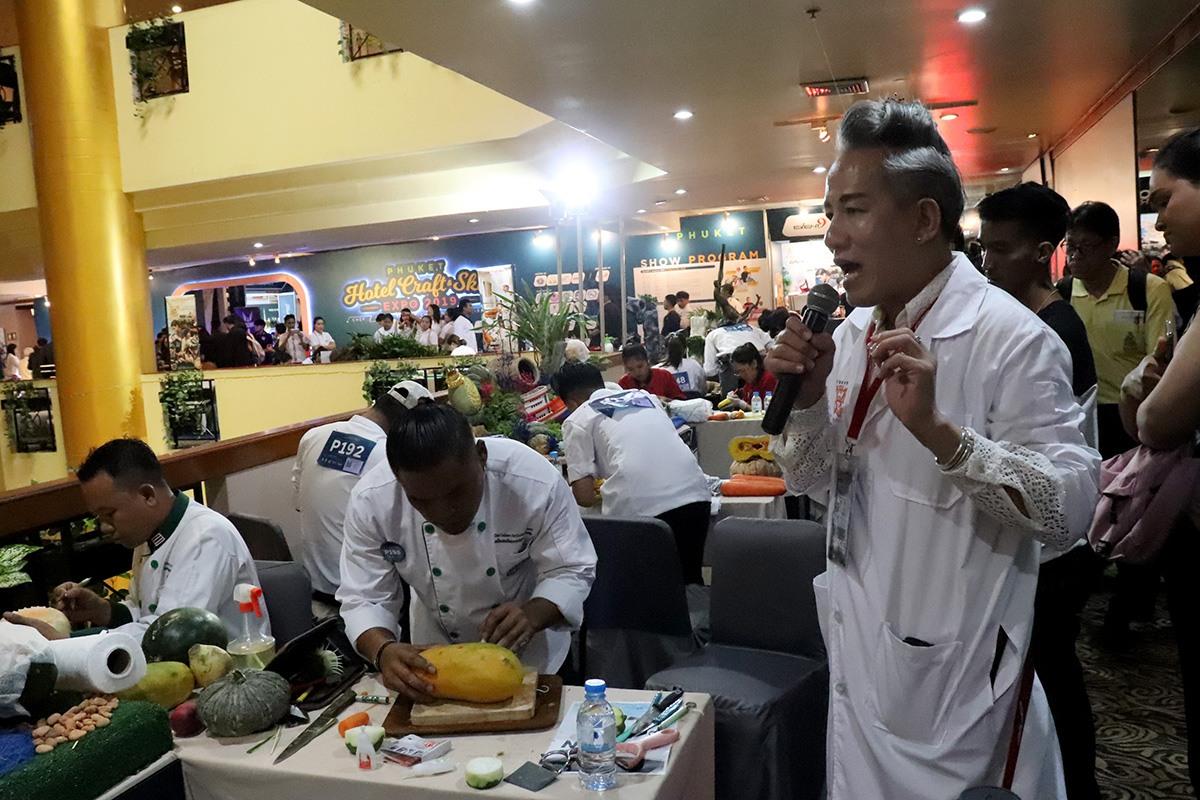 Phuket Hotel Craft & Skill Expo 2019 Gallery - 004