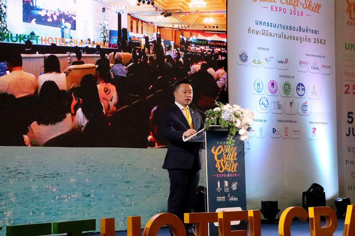 Phuket Hotel Craft & Skill Expo 2019 Gallery - 013