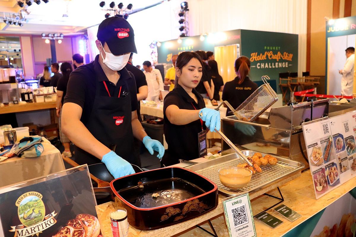 Phuket Hotel Craft & Skill Expo 2019 Gallery - 020