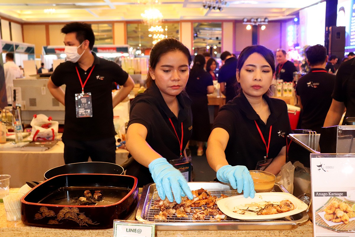 Phuket Hotel Craft & Skill Expo 2019 Gallery - 025