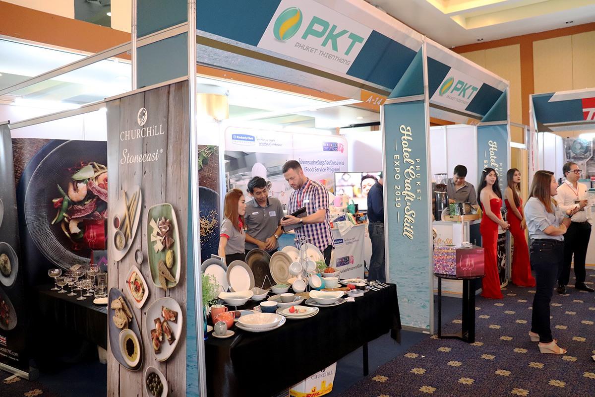 Phuket Hotel Craft & Skill Expo 2019 Gallery - 034