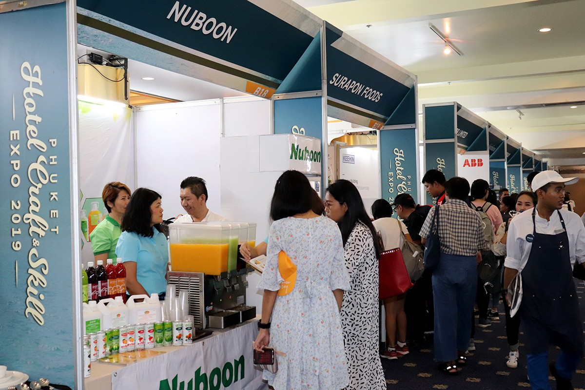 Phuket Hotel Craft & Skill Expo 2019 Gallery - 037