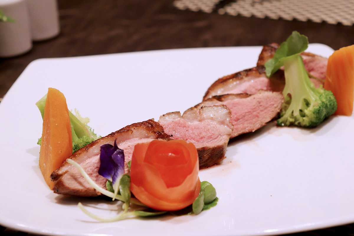 Thong Dee Bistro - Duck Breast