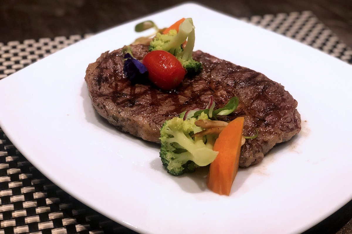 Thong Dee Bistro - Rib Eye