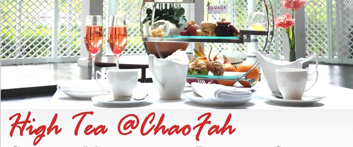 High Tea Chao Fah - Teaser