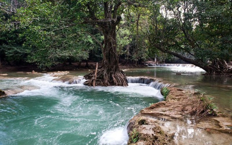 Thailand New National Parks - 001