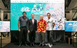 Laguna Phuket Triathlon 2019 Press Conference - 001