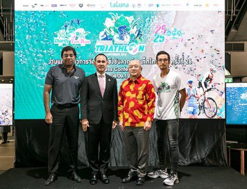 Laguna Phuket Triathlon 26th edition previewed in Bangkok