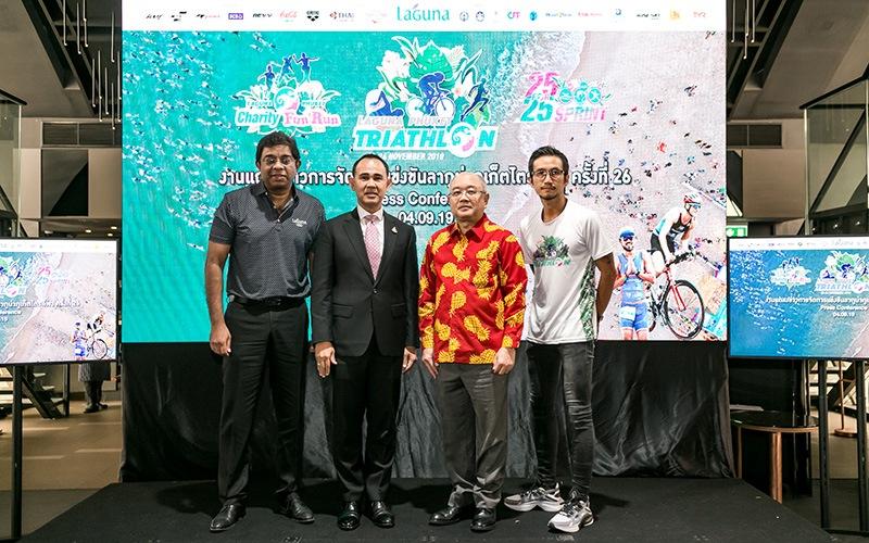 Laguna Phuket Triathlon 2019 Press Conference - 001