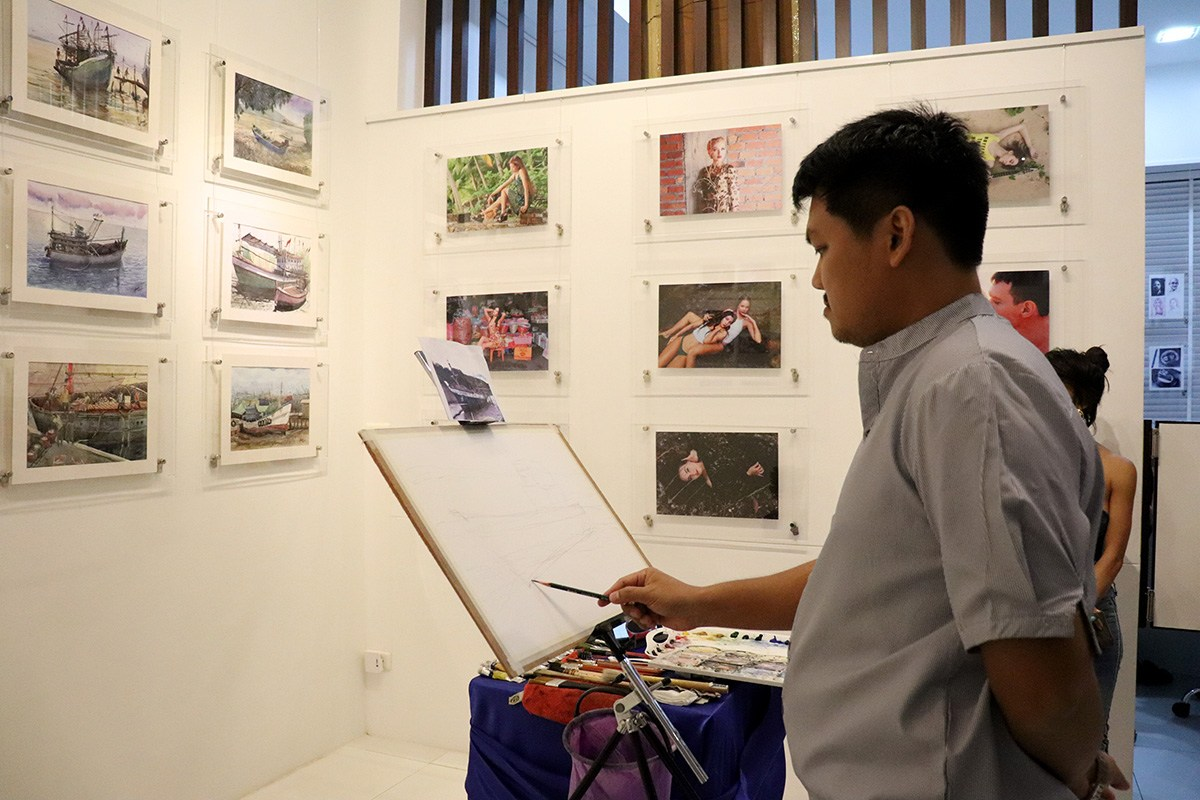 Panya Art Exhibition 2019 - 001