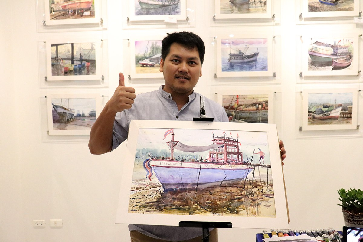 Panya Art Exhibition 2019 - 018