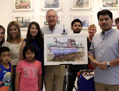Panya art exhibition 2019