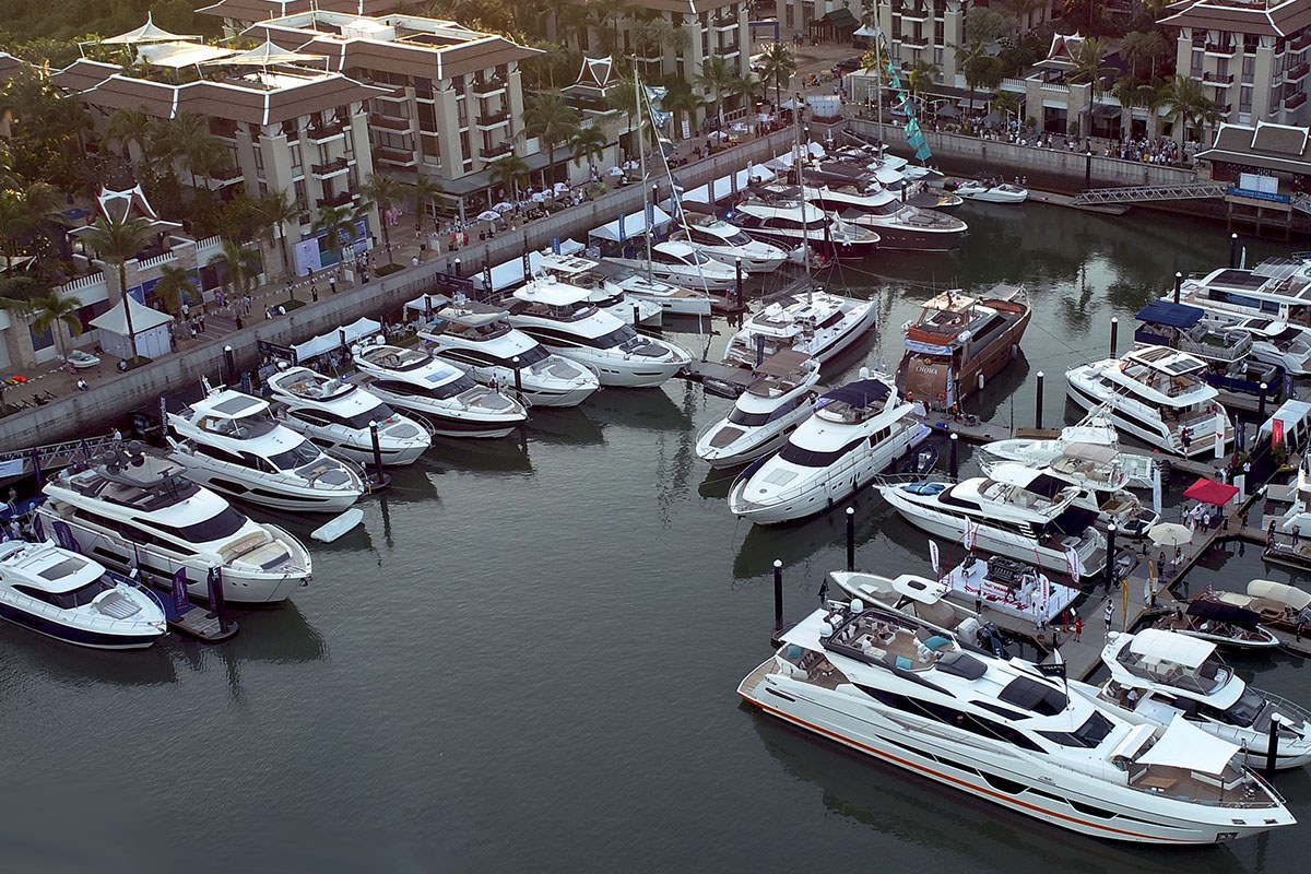 Thailand Yacht Show 2020 Event - 001