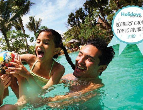 Mövenpick Resort & Spa Karon Beach Phuket bestowed Holidays with Kids 2019 award