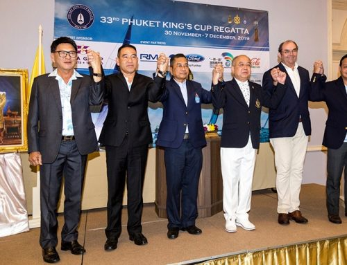 The 33rd Phuket King's Cup Regatta set to get underway