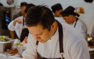 Hilton Phuket Executive Chef Yi Fan Chu - 001