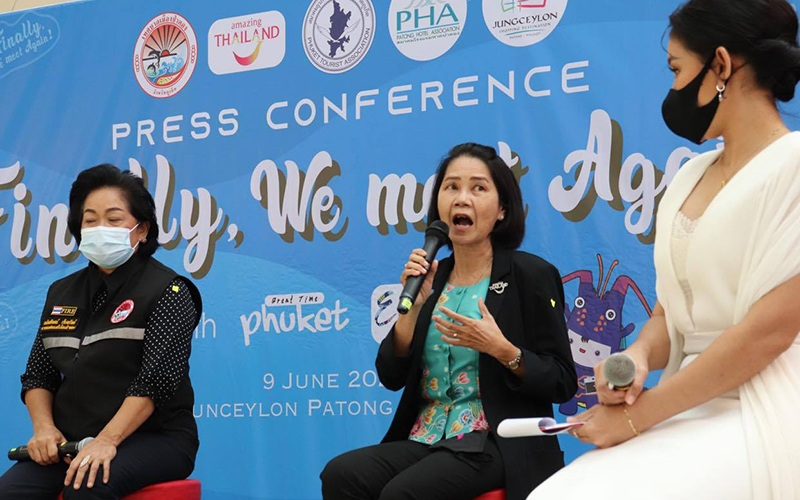 Phuket Tourism Revives Industry - 001