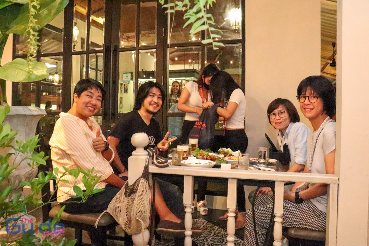 Grand Opening Samran Restaurant - 008