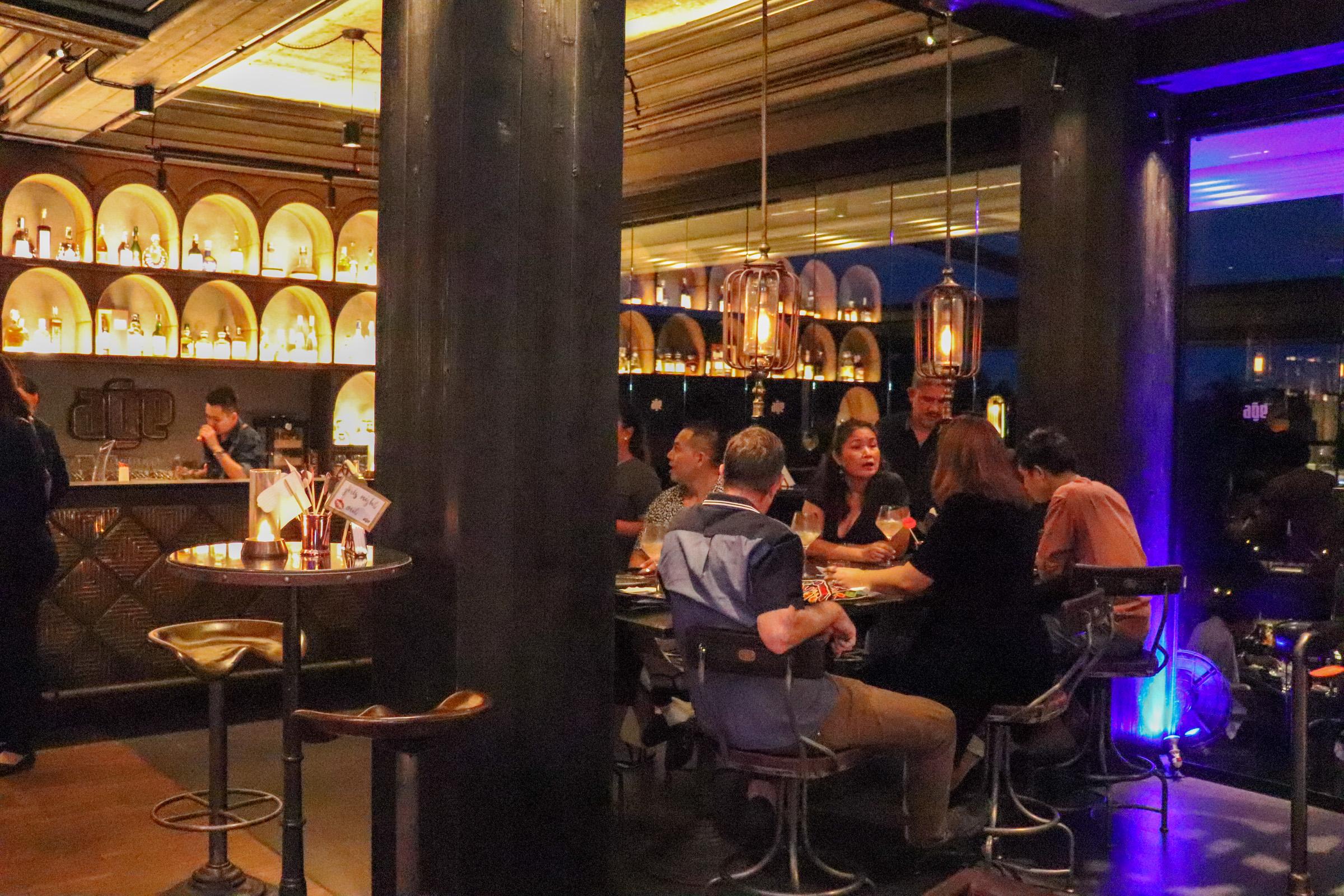 Ladies Night Age Restaurant - 008