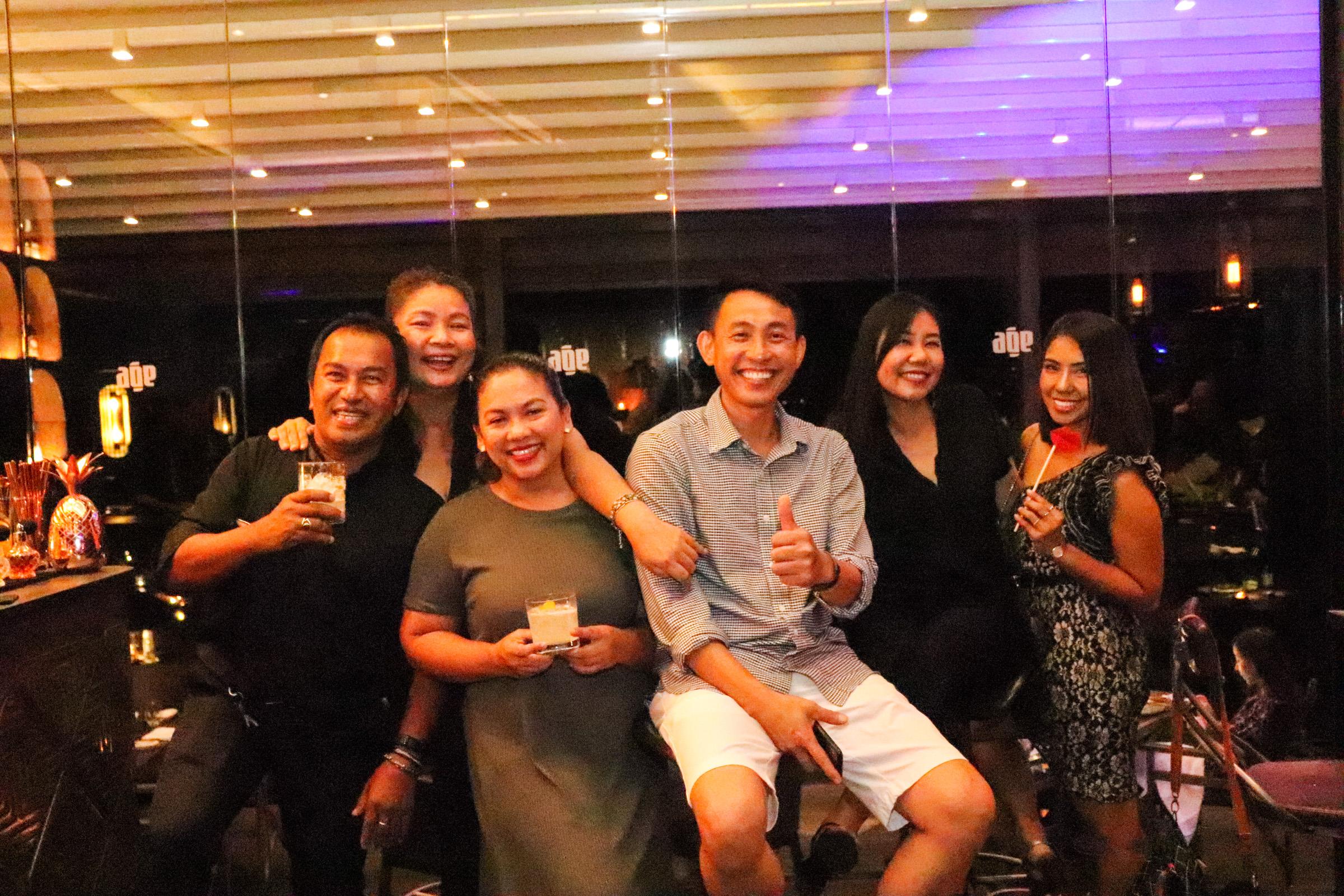Ladies Night Age Restaurant - 011