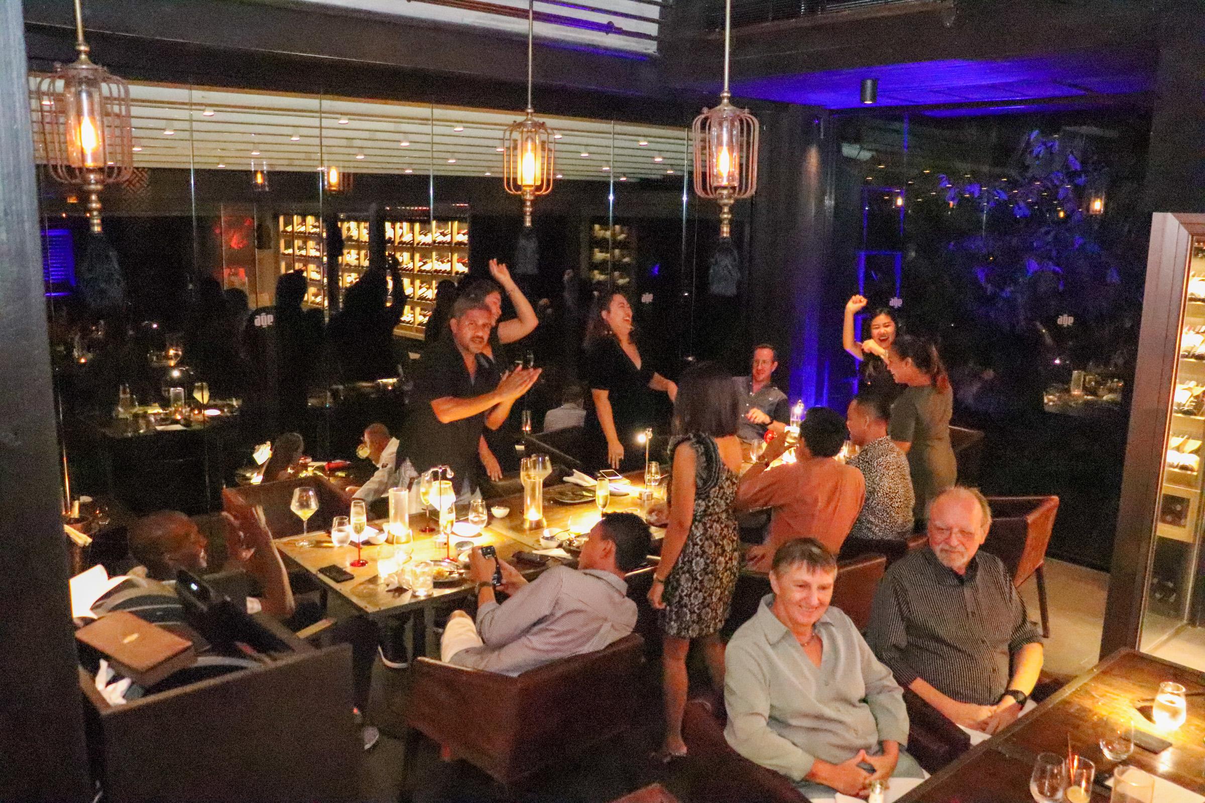 Ladies Night Age Restaurant - 018