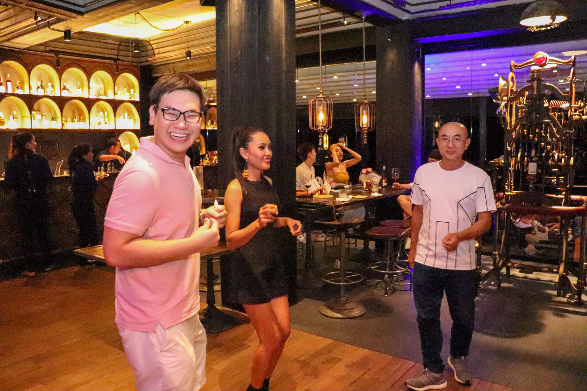 Ladies Night Age Restaurant - 021