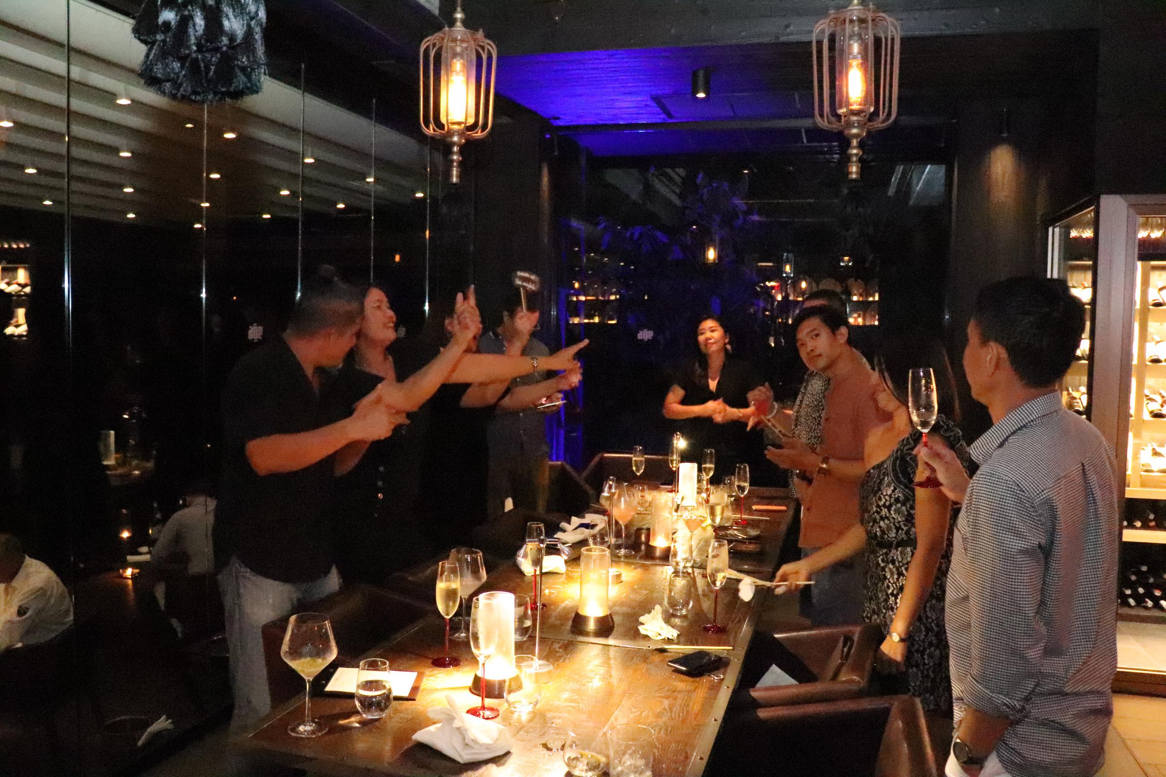 Ladies Night Age Restaurant - 022