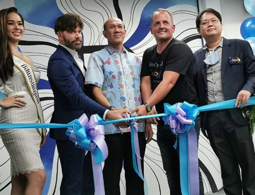 ReverseAds office in Phuket officially opens