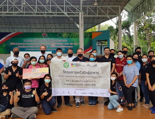"Marriott shows ""Spirit to Serve"" with charitable food donation campaign in Phuket"